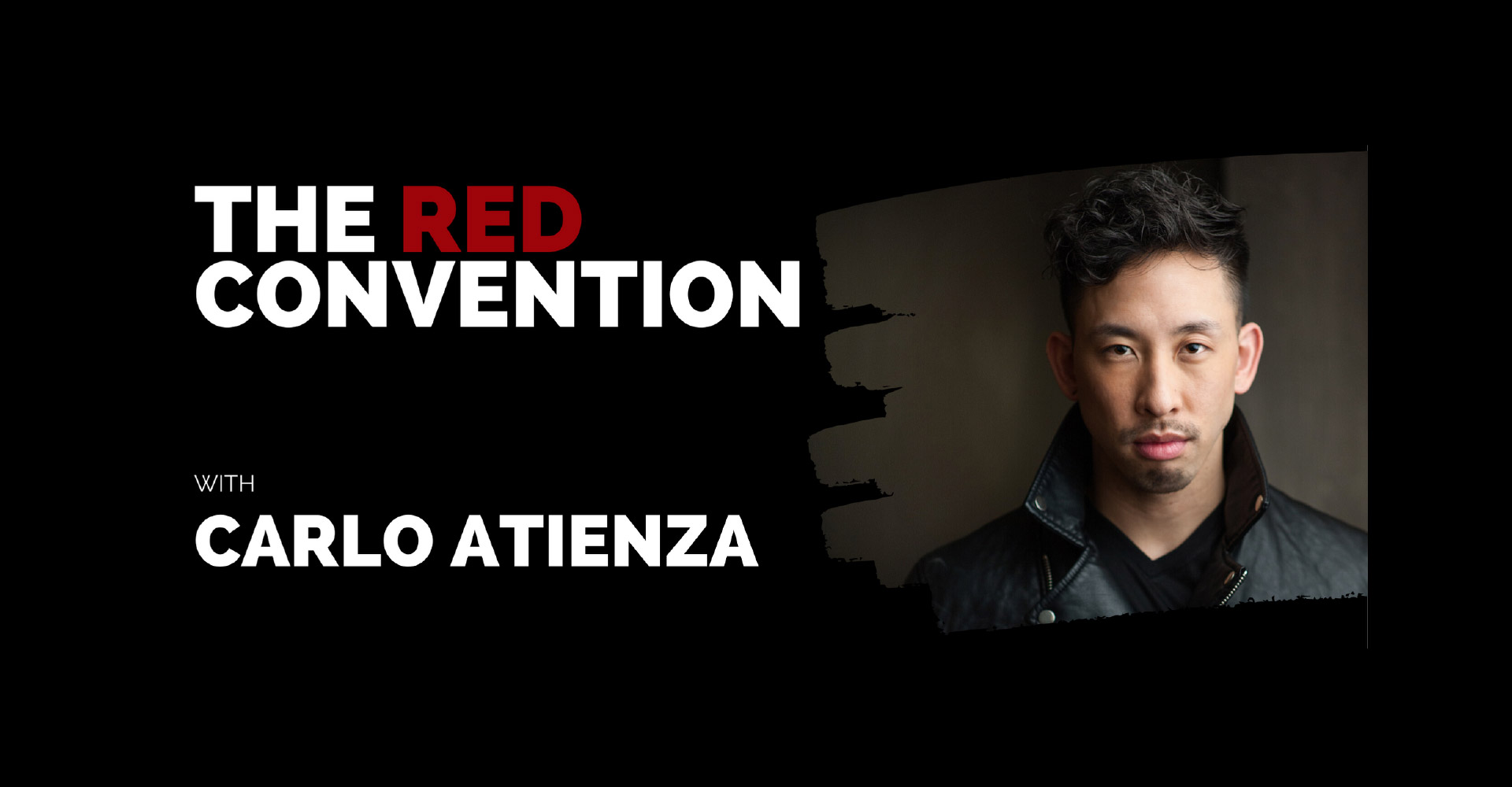 The Red Convention Carlo Atienza